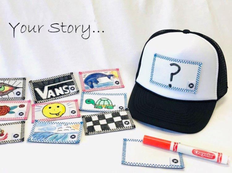 Hat - Your Story